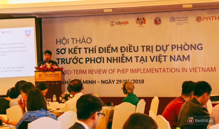 Tỷ lệ nhiễm HIV trong nhóm quan hệ tình dục đồng giới nam tăng cao ở Sài Gòn - Ảnh 1.