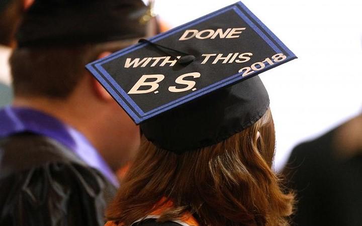 Ảnh: Hân hoan lễ tốt nghiệp tại các trường Đại học danh tiếng nước Mỹ - Ảnh 4.