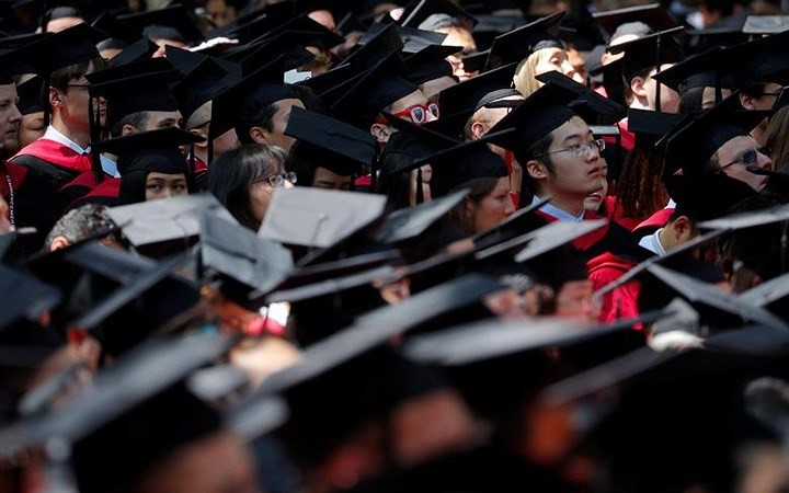 Ảnh: Hân hoan lễ tốt nghiệp tại các trường Đại học danh tiếng nước Mỹ - Ảnh 5.