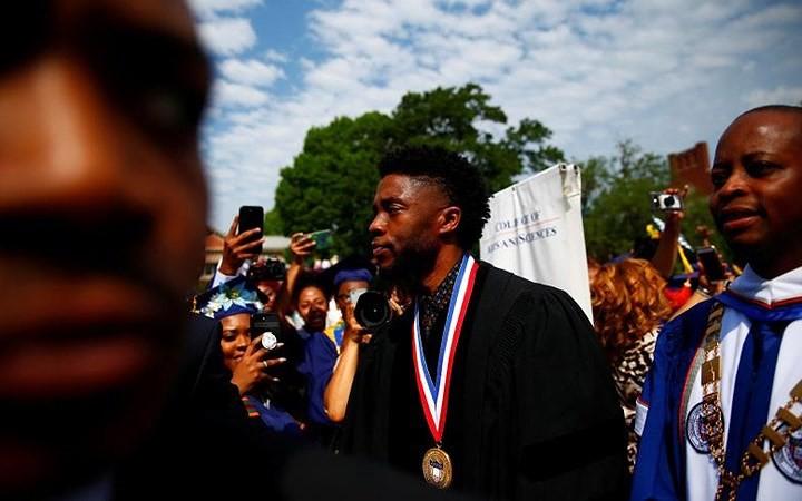 Ảnh: Hân hoan lễ tốt nghiệp tại các trường Đại học danh tiếng nước Mỹ - Ảnh 6.