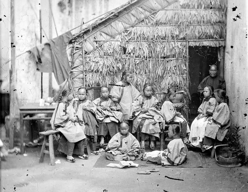 Bậc thầy đầu tiên của nghệ thuật chụp ảnh du lịch và những bức ảnh khắc họa vẻ đẹp châu Á từ cách đây 150 năm - Ảnh 8.