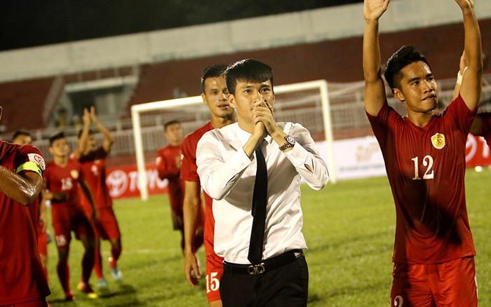Lê Công Vinh từ chức Quyền chủ tịch CLB TP.HCM - Ảnh 1.