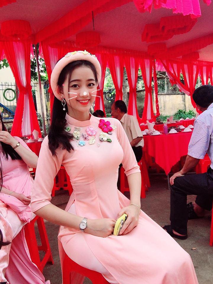 Quá xinh khi chụp ảnh kỉ yếu, nữ sinh Đăk Nông được xin link nhiều đến nỗi phải khoá Facebook - Ảnh 8.