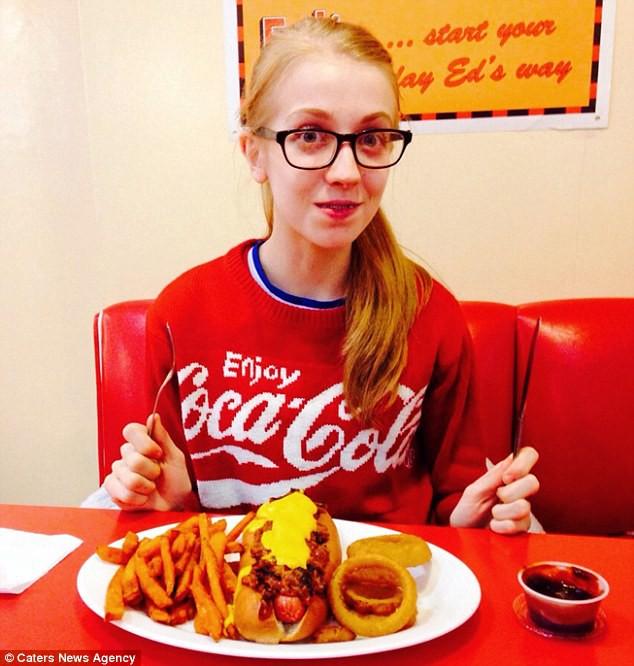 Cô gái trẻ nghiện giảm cân đến nỗi suýt mất mạng vì muốn sở hữu được thân hình siêu mỏng - Ảnh 4.