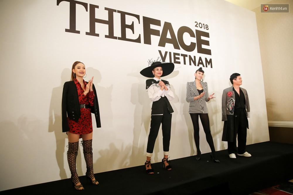 Minh Hằng - Võ Hoàng Yến lạnh lùng, xa cách trong lần đầu gặp mặt tại buổi casting The Face - Ảnh 6.