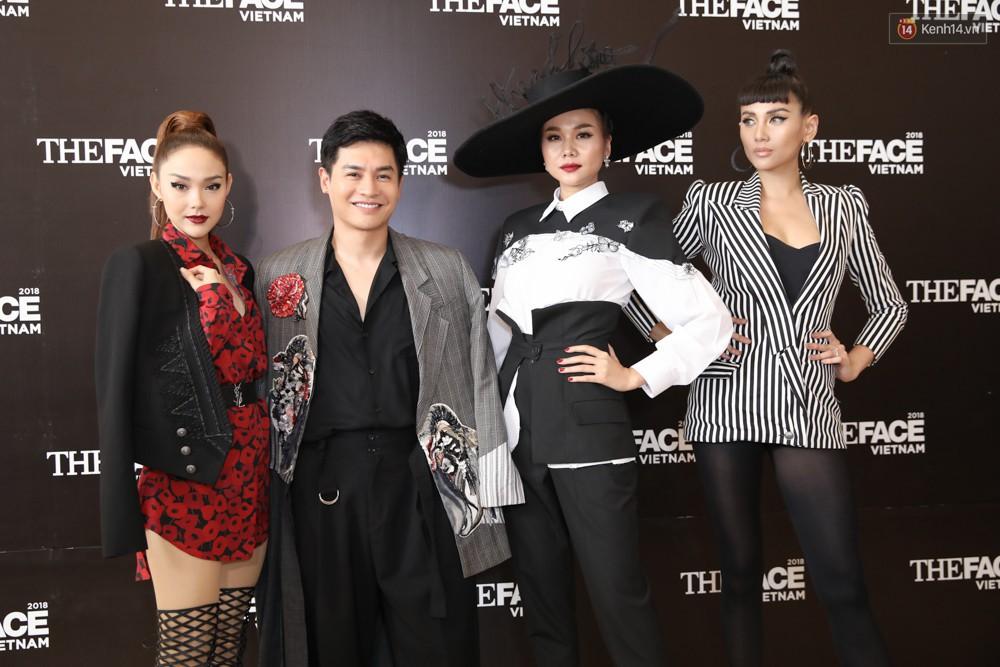 Minh Hằng - Võ Hoàng Yến lạnh lùng, xa cách trong lần đầu gặp mặt tại buổi casting The Face - Ảnh 5.