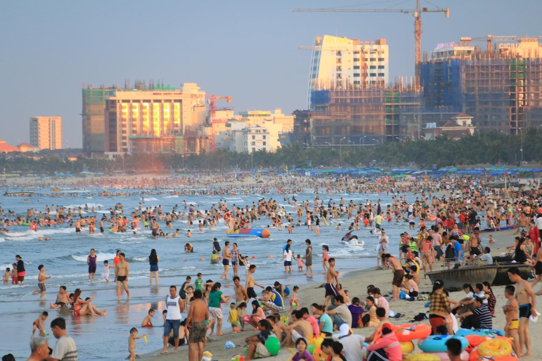Đà Nẵng: Du khách đến từ Hà Nội tử vong ở biển Mỹ Khê -