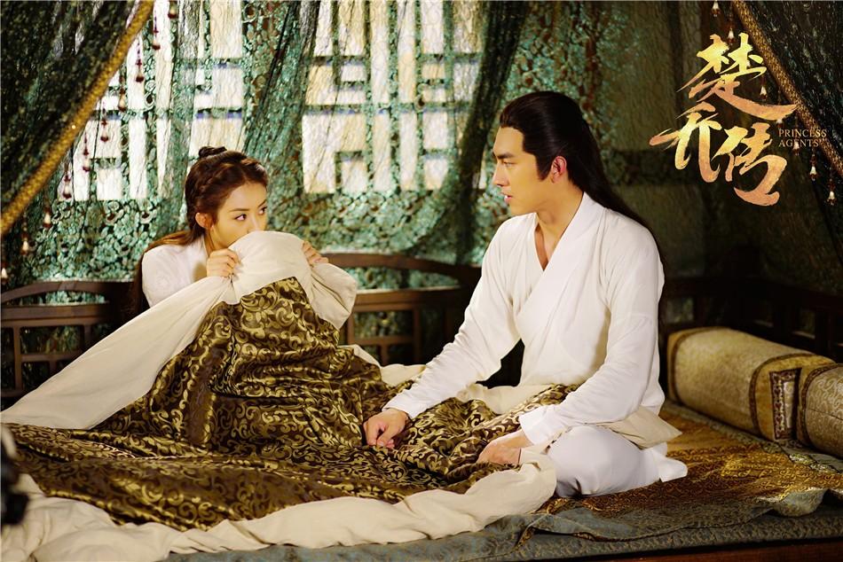 Hậu trường bây giờ mới kể: Triệu Lệ Dĩnh muốn hôn nhưng Lâm Canh Tân lại... chạy mất dạng! - Ảnh 3.