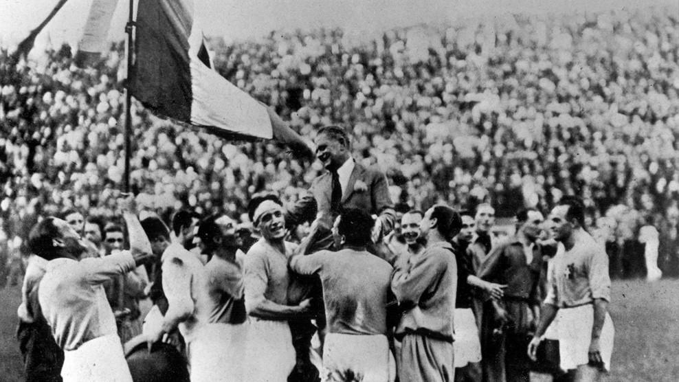Lịch sử World Cup 1934: Sự trả đũa của Uruguay