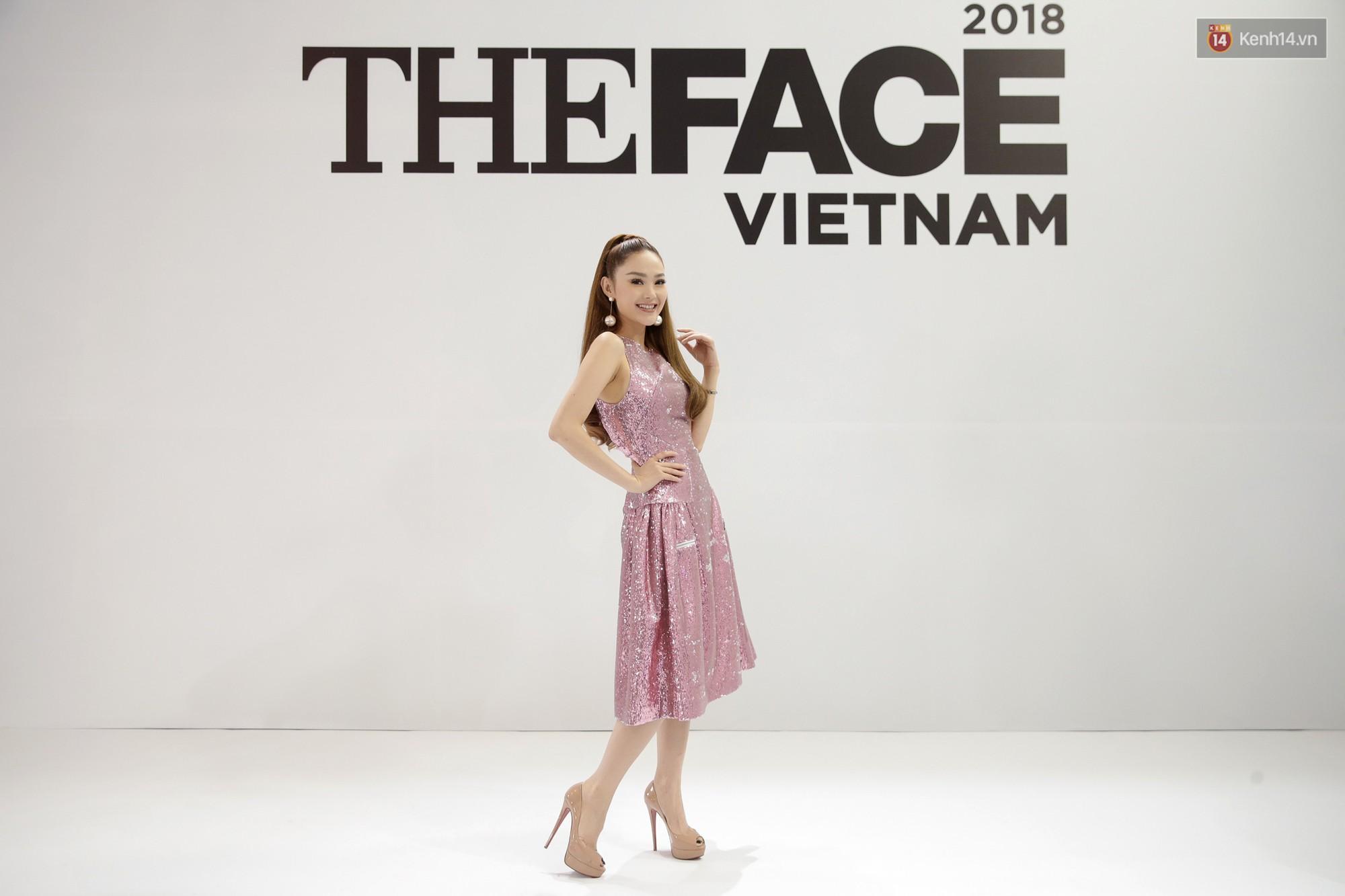The Face ngày 2: Vắng mặt Võ Hoàng Yến, Song Hằng nhí nhố trong hậu trường với Nam Trung - Ảnh 8.