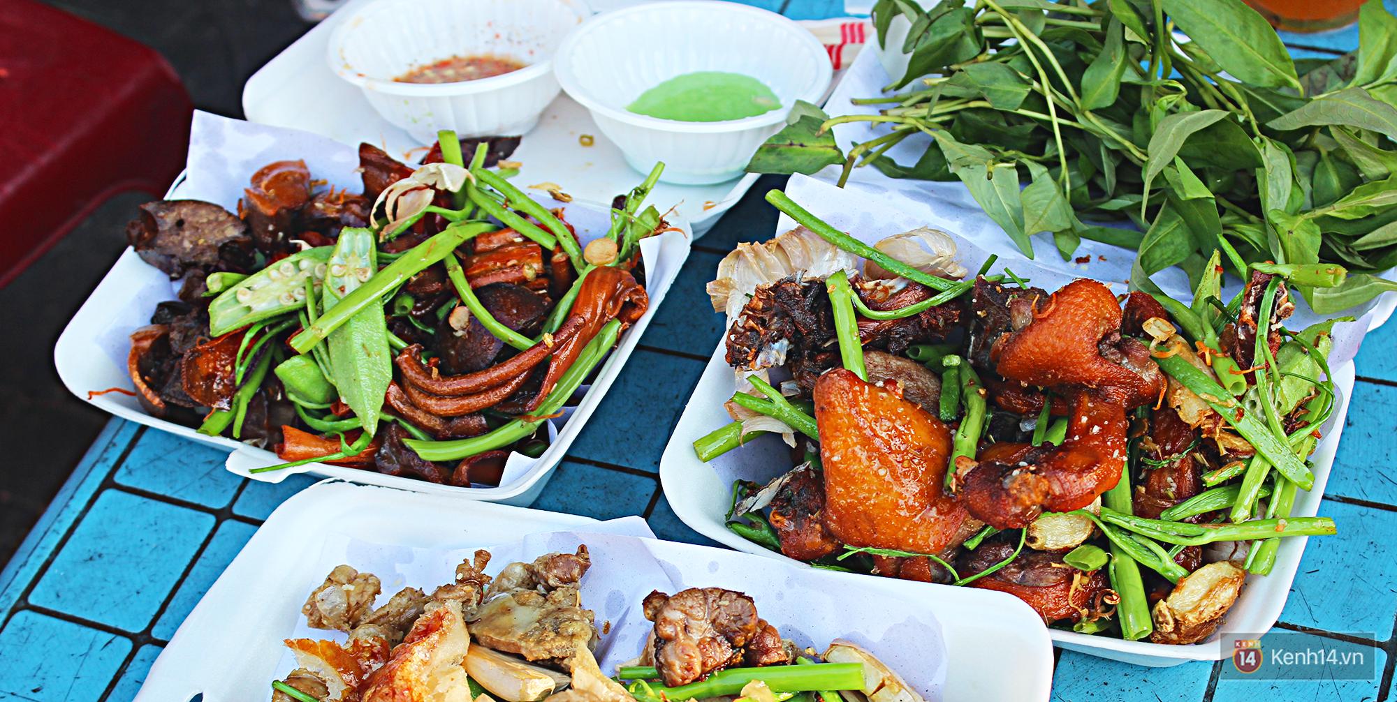 Vịt chiên sả ớt siêu hấp dẫn ở Sài Gòn: chỉ 20k đã có hộp đầy ắp - Ảnh 10.