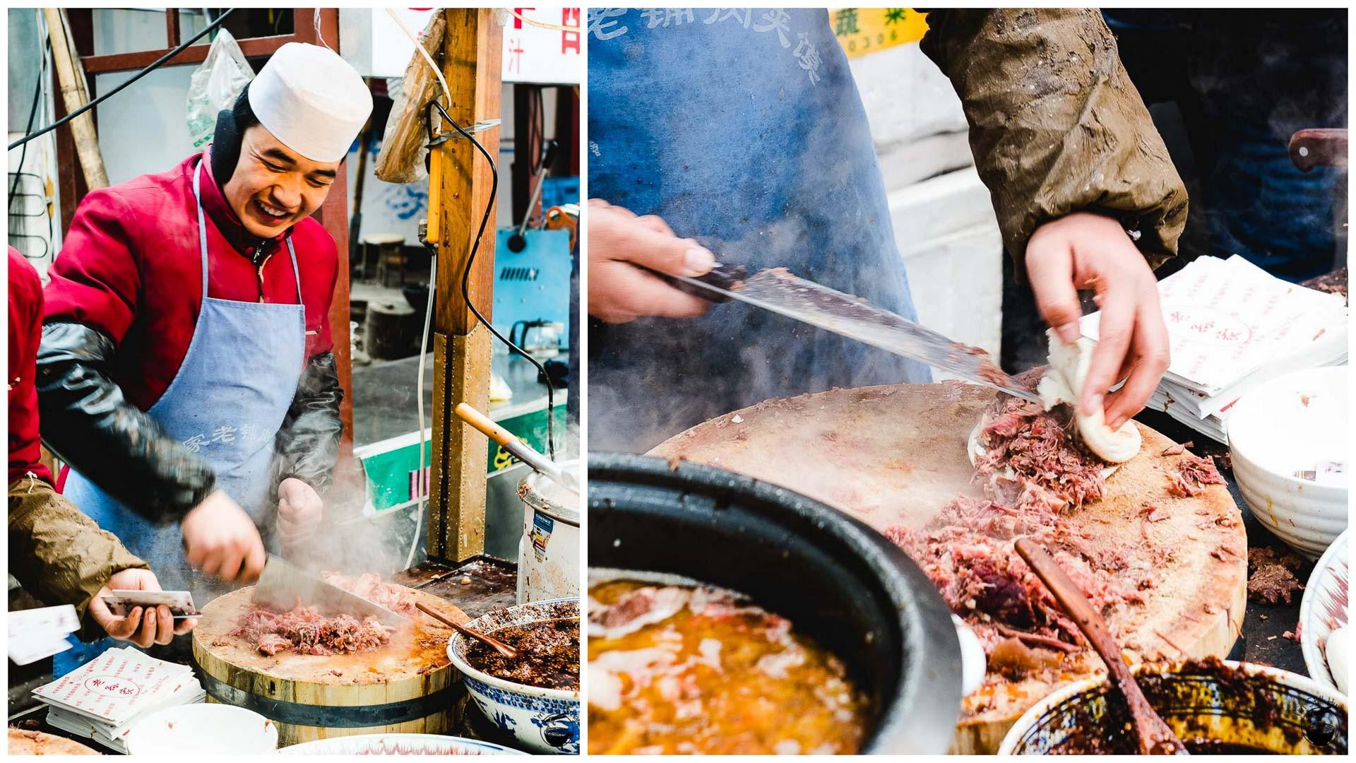6 món ăn vặt ở Tây An (Trung Quốc) nhìn là thèm: có món còn là di sản văn hóa phi vật thể - Ảnh 1.