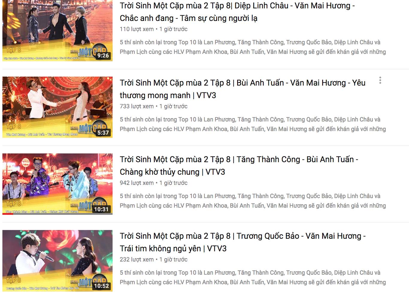 Trời sinh một cặp: Phạm Lịch bị loại - Fanpage, YouTube chương trình không đăng tải về team Phạm Anh Khoa - Ảnh 2.