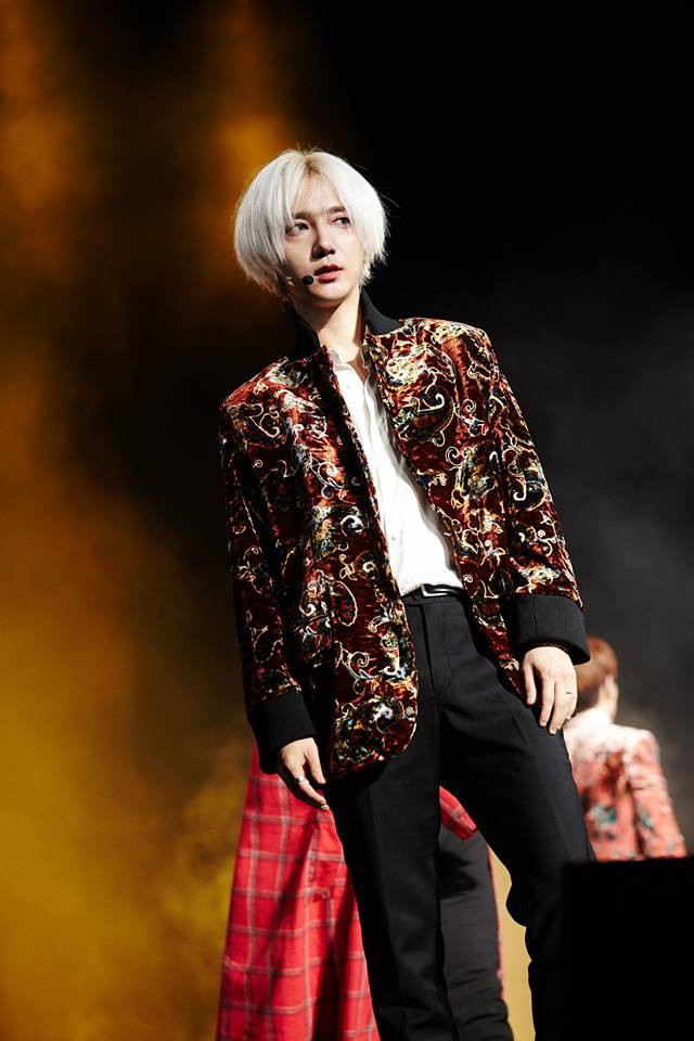 Super Junior cho fan ná thở với loạt ảnh lung linh từ tour thế giới - Ảnh 7.