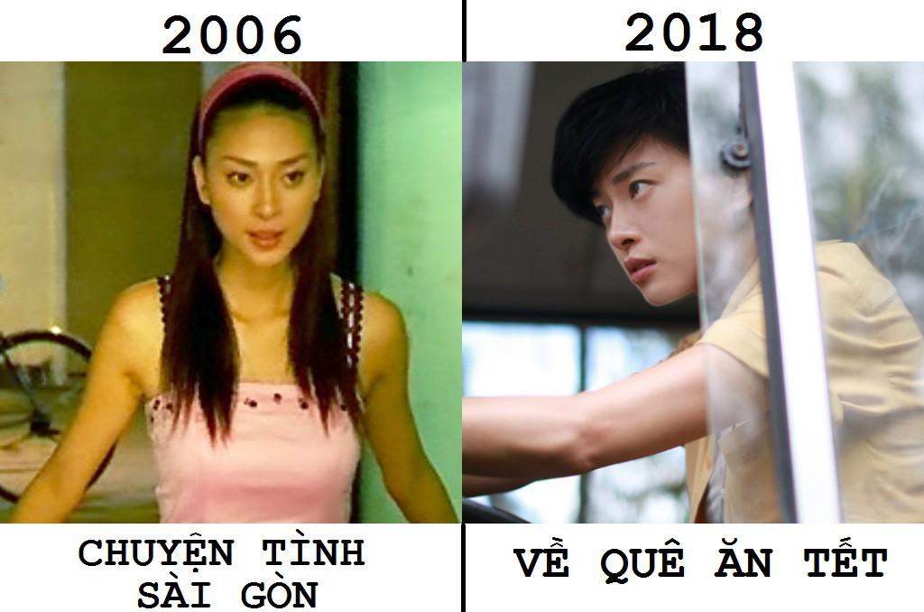 Giờ đã là mỹ nhân thì 4 sao Việt này cũng có thể giật mình khi xem lại phim mười mấy năm trước của chính họ! - Ảnh 6.