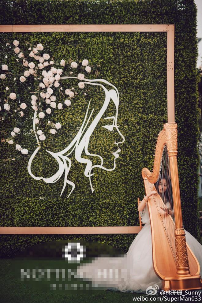 Những đám cưới cổ tích của dàn hot girl vạn người mê từng nổi đình nổi đám khắp Trung Quốc - Ảnh 17.