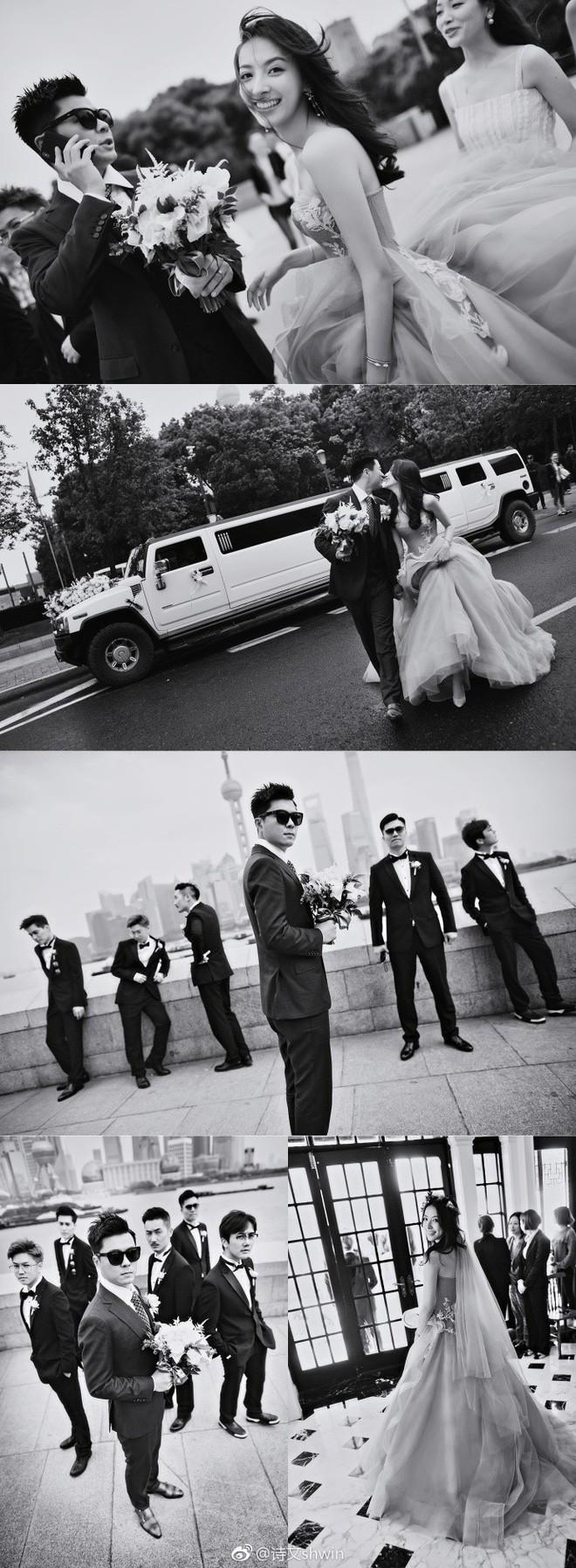 Những đám cưới cổ tích của dàn hot girl vạn người mê từng nổi đình nổi đám khắp Trung Quốc - Ảnh 3.