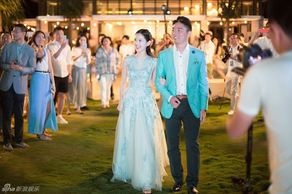 Những đám cưới cổ tích của dàn hot girl vạn người mê từng nổi đình nổi đám khắp Trung Quốc - Ảnh 27.