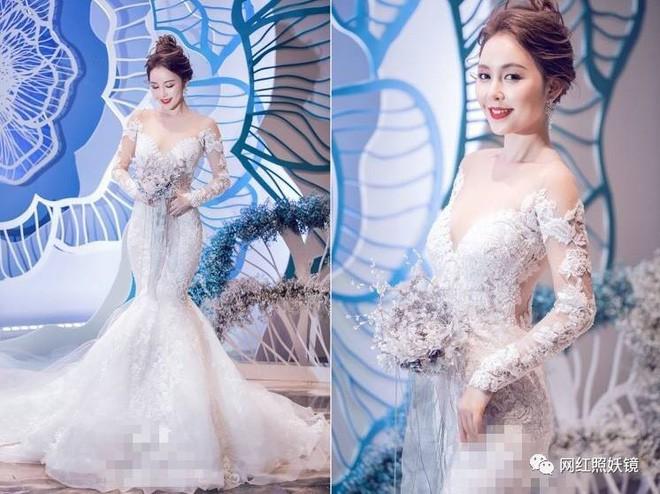 Những đám cưới cổ tích của dàn hot girl vạn người mê từng nổi đình nổi đám khắp Trung Quốc - Ảnh 8.