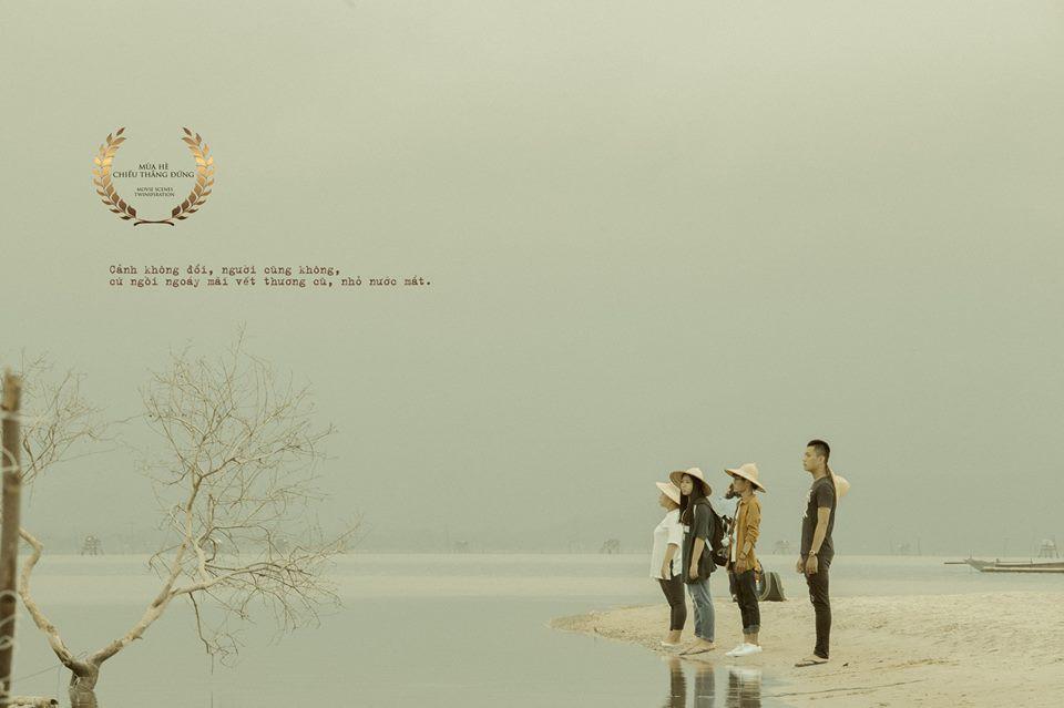 Cũng đi Huế - Đà Nẵng - Hội An mà nhóm bạn này có nguyên một bộ ảnh đẹp và nghệ như poster phim - Ảnh 8.