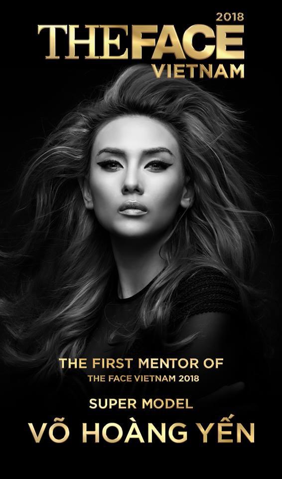 Nóng: Võ Hoàng Yến chính thức trở thành HLV The Face Vietnam 2018 - Ảnh 2.