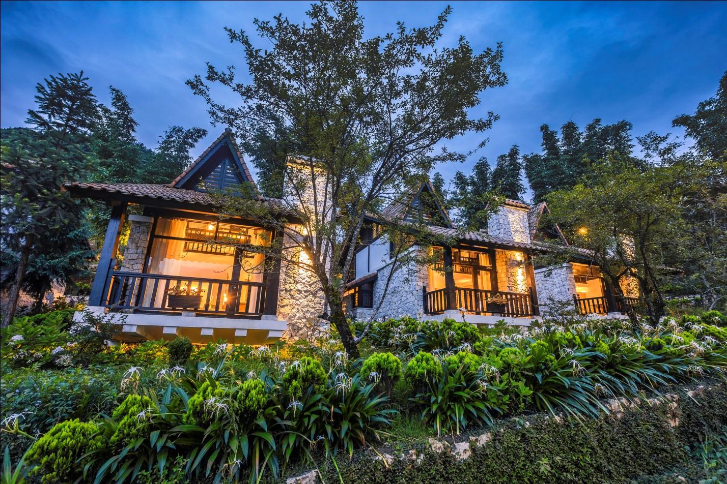 Có một Sapa vẫn đẹp, vẫn tĩnh lặng ở Sapa Jade Hill - Khu biệt thự nhìn ra thung lũng Mường Hoa - Ảnh 2.