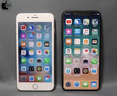 iPhone X Plus 6,5 inch liệu có to quá khổ đến nỗi không cầm nổi vừa tay? - Ảnh 1.