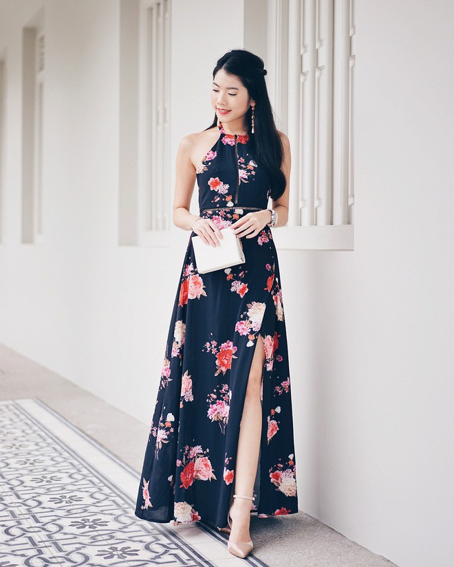 Mùa hè chọn váy dáng dài vừa xinh vừa chống nắng, nhưng diện sao cho đẹp thì đây là 5 bí kíp bạn cần bỏ túi - Ảnh 11.