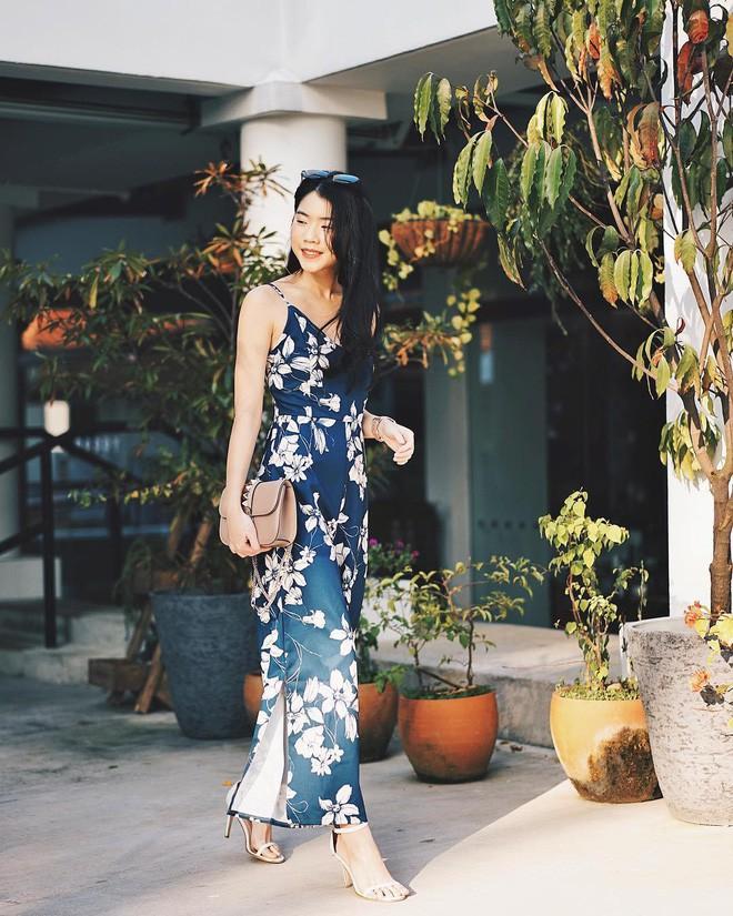 Mùa hè chọn váy dáng dài vừa xinh vừa chống nắng, nhưng diện sao cho đẹp thì đây là 5 bí kíp bạn cần bỏ túi - Ảnh 7.