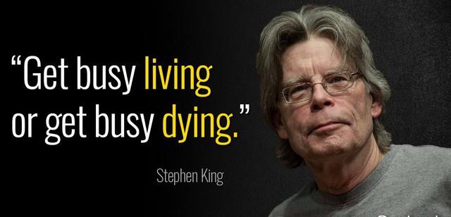 Stephen King: Chân dung người kiến tạo ra cả một nền văn hóa kinh dị cho toàn thế giới - Ảnh 4.
