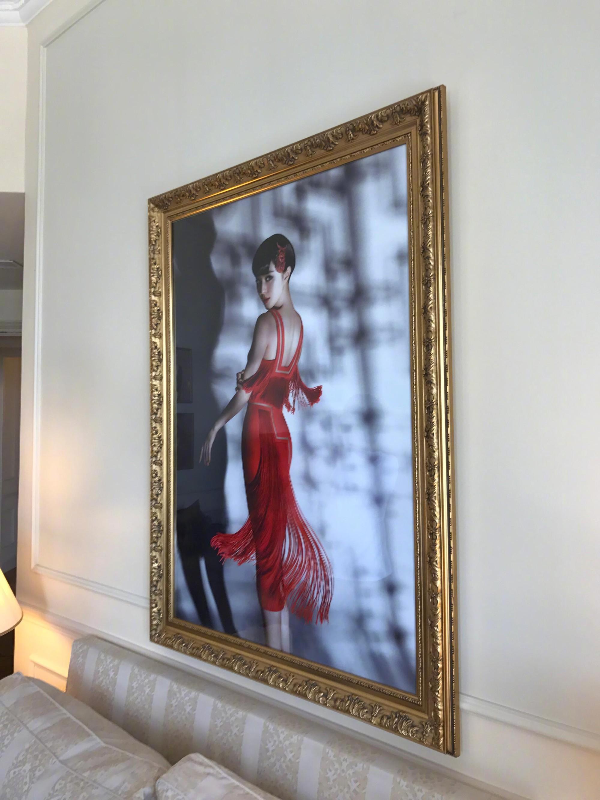 Cận cảnh phòng khách sạn mà như nhà riêng của Phạm Băng Băng ở Cannes: 120 triệu/đêm, tràn ngập toàn ảnh Nữ hoàng Cbiz - Ảnh 3.