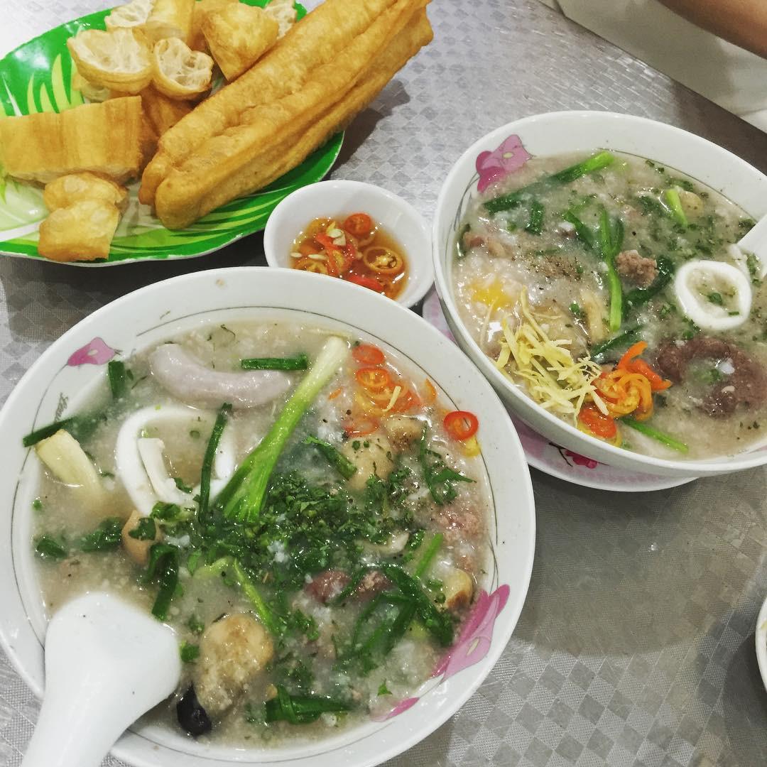 Đón chào ngày mưa bằng vô vàn các món cháo Sài Gòn cực kì hấp dẫn - Ảnh 1.
