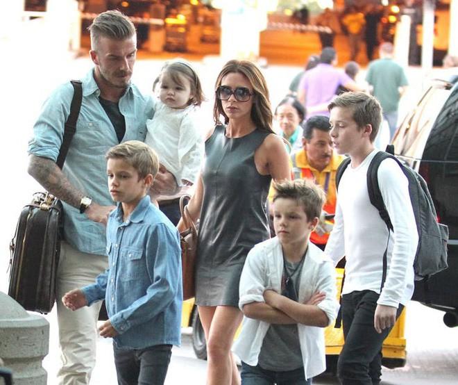 Nổi tiếng, giàu có nhưng cặp vợ chồng Victoria - Beckham vẫn có những nguyên tắc dạy con khắt khe đến kinh ngạc - Ảnh 4.