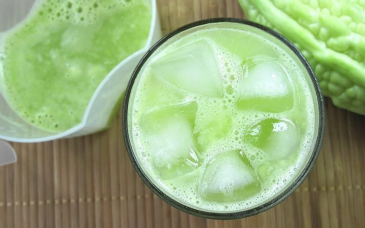 Nước ép mướp đắng cực tốt cho người bệnh tiểu đường và muốn giảm cân - Ảnh 6.