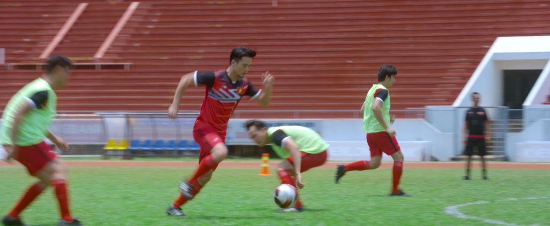 11 Niềm Hy Vọng và 15 phút quý giá cho dòng phim bóng đá Việt Nam - Ảnh 9.