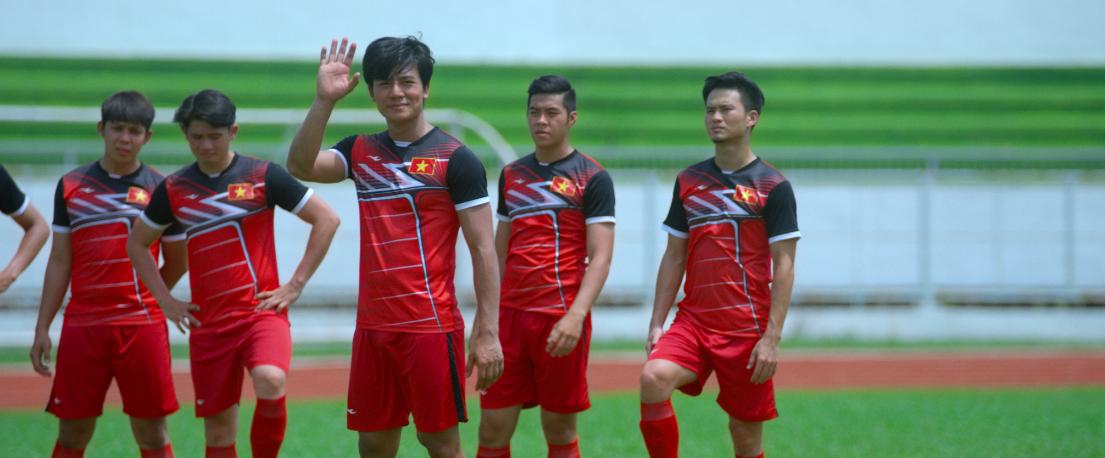 11 Niềm Hy Vọng và 15 phút quý giá cho dòng phim bóng đá Việt Nam - Ảnh 8.