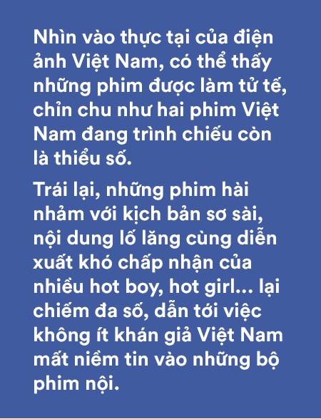 """Tại sao phải """"cứu phim Việt, khi chúng ta vẫn phát sốt vì Em chưa 18, Phía trước là bầu trời? - Ảnh 9."""