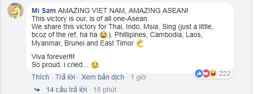 Fan châu Á rơi nước mắt vì kỳ tích của U23 Việt Nam - Ảnh 7.