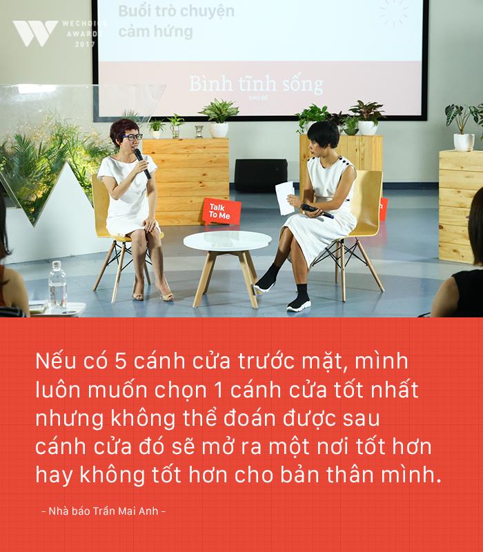 Nhà báo Trần Mai Anh: Tôi và Thiện Nhân phải tiết kiệm nước mắt, nỗi đau. Bởi không ai khổ giùm mình cả - Ảnh 7.