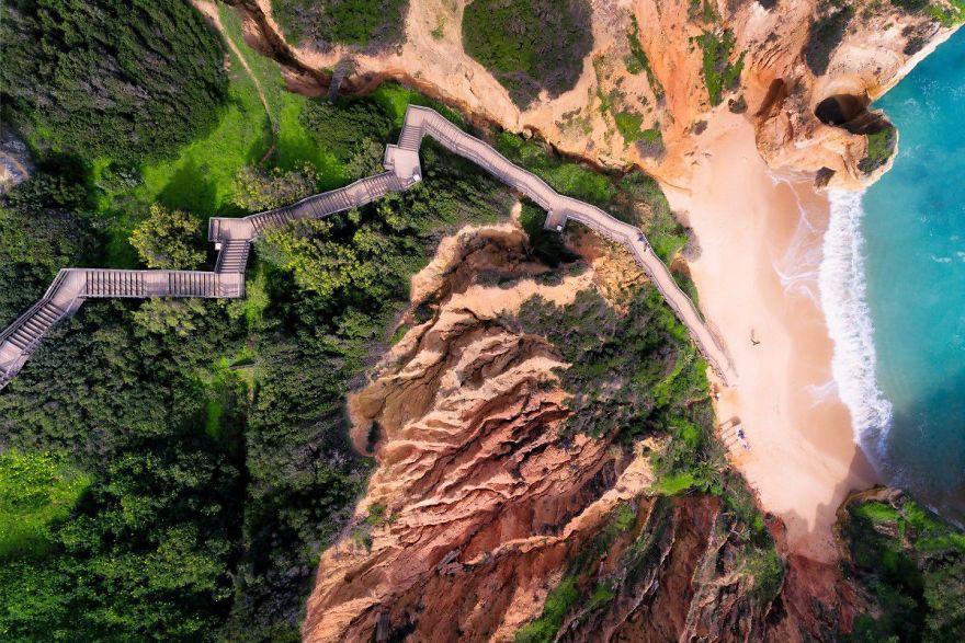 22 khung cảnh trên không đẹp nhất hành tinh, đầm hoa súng Việt Nam cũng nằm trong số đó - Ảnh 11.
