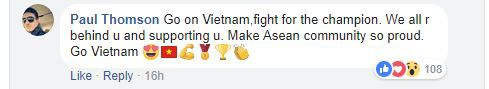 Cộng đồng châu Á dồn dập chúc Hiện tượng U23 Việt Nam vô địch - Ảnh 1.