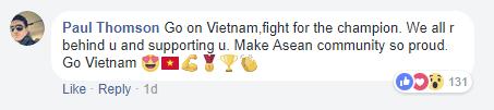 Dù còn gần ngày mới tới bán kết, người hâm mộ khắp châu Á đã gửi lời động viên tới đội tuyển U23 Việt Nam - Ảnh 5.