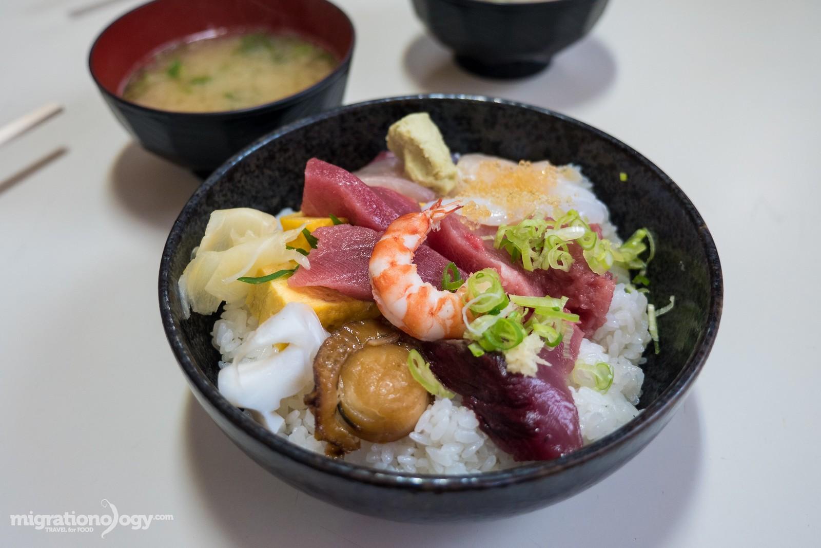 8 món đặc sản nên thử qua khi đến chợ cá Tsukiji nổi tiếng ở Nhật Bản - Ảnh 8.