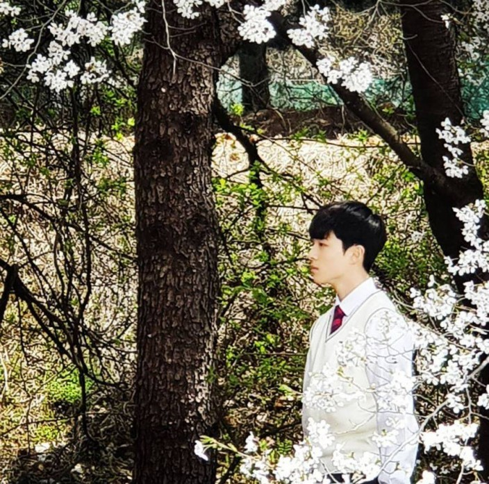 Sao nhí Vườn Sao Băng lại gây sốt vì quá đẹp trai: Soái ca phim Hàn tương lai đây rồi! - Ảnh 6.