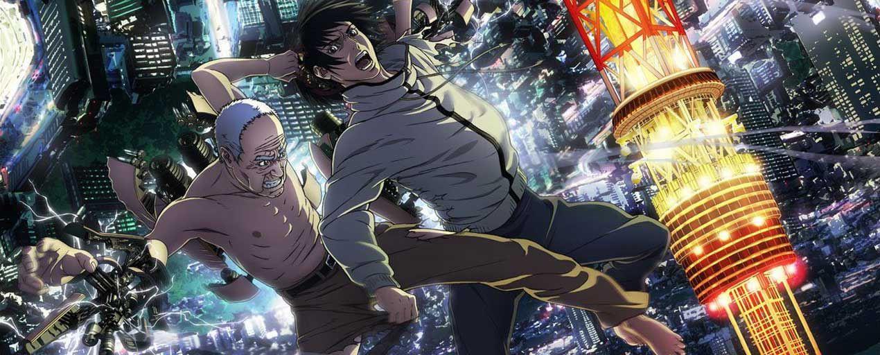 Inuyashiki - Inuyashiki Last Hero