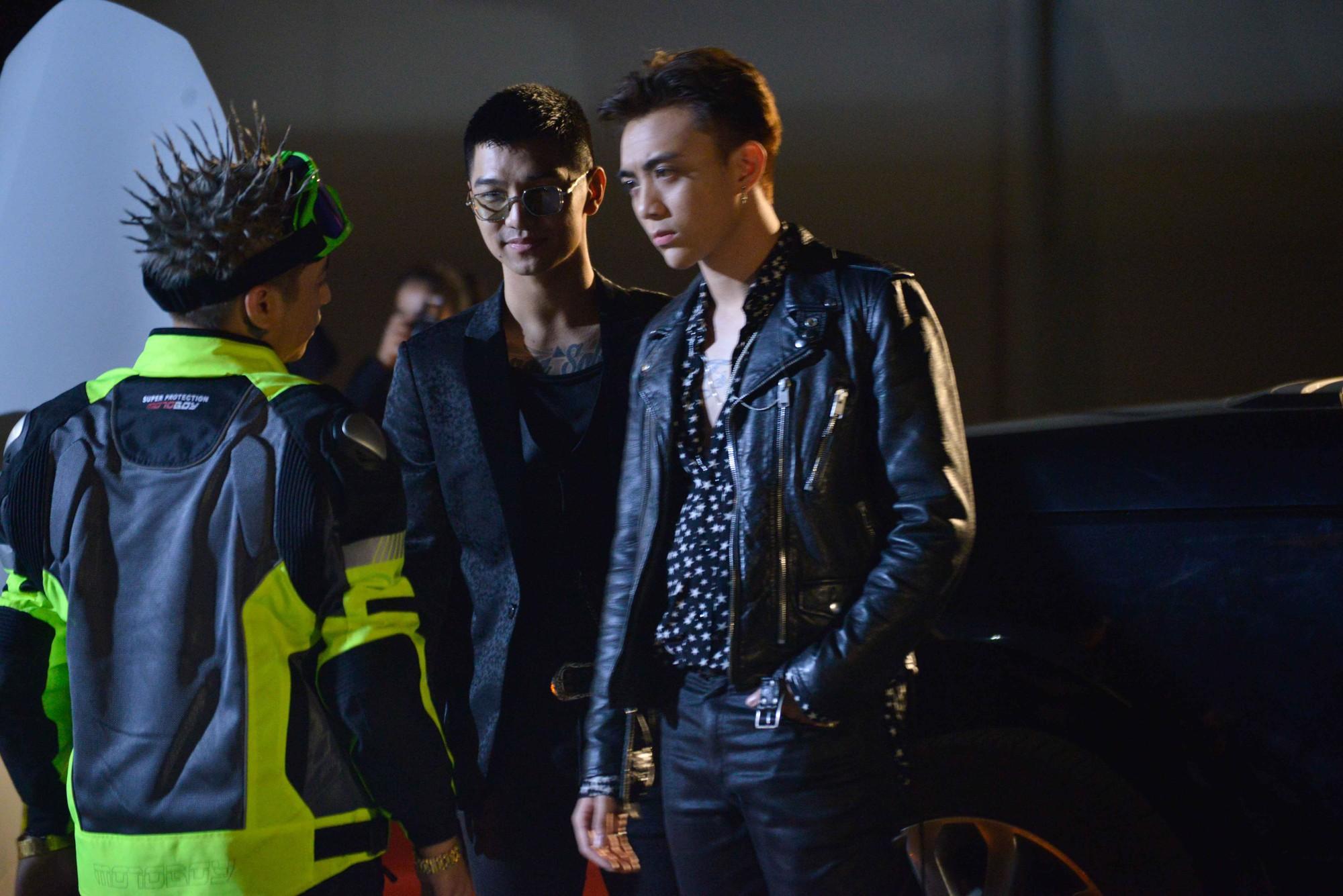 Soobin Hoàng Sơn bất ngờ bắt tay với Cường 7 trong phim điện ảnh về siêu xe? - Ảnh 2.