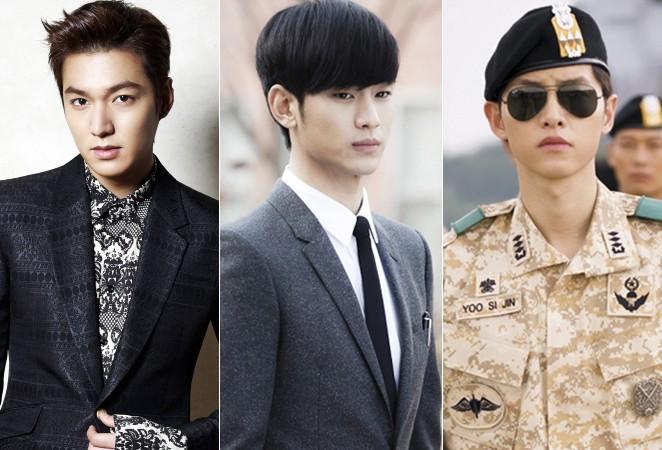 Park Seo Joon đã làm lu mờ cả Lee Min Ho hay Song Joong Ki - Ảnh 1.
