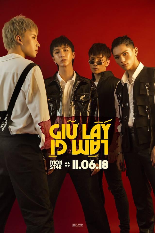 Thành viên thứ 4 vừa công bố của Monstar từng là thí sinh hụt tại Giọng hát Việt 2015 - Ảnh 4.