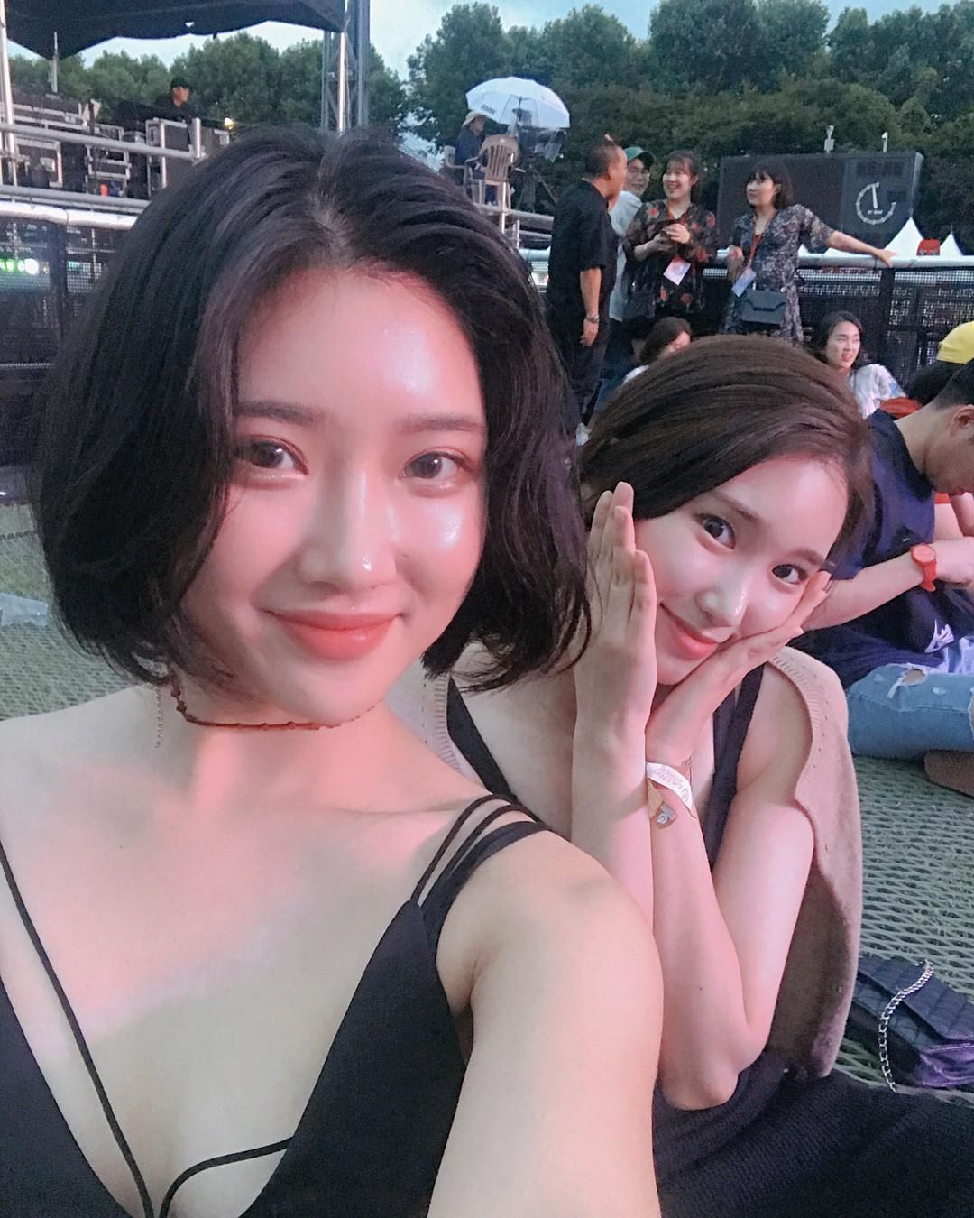 Ngắm dàn gái xinh khuấy đảo lễ hội âm nhạc điện tử tầm cỡ thế giới tại Hàn - Ảnh 2.