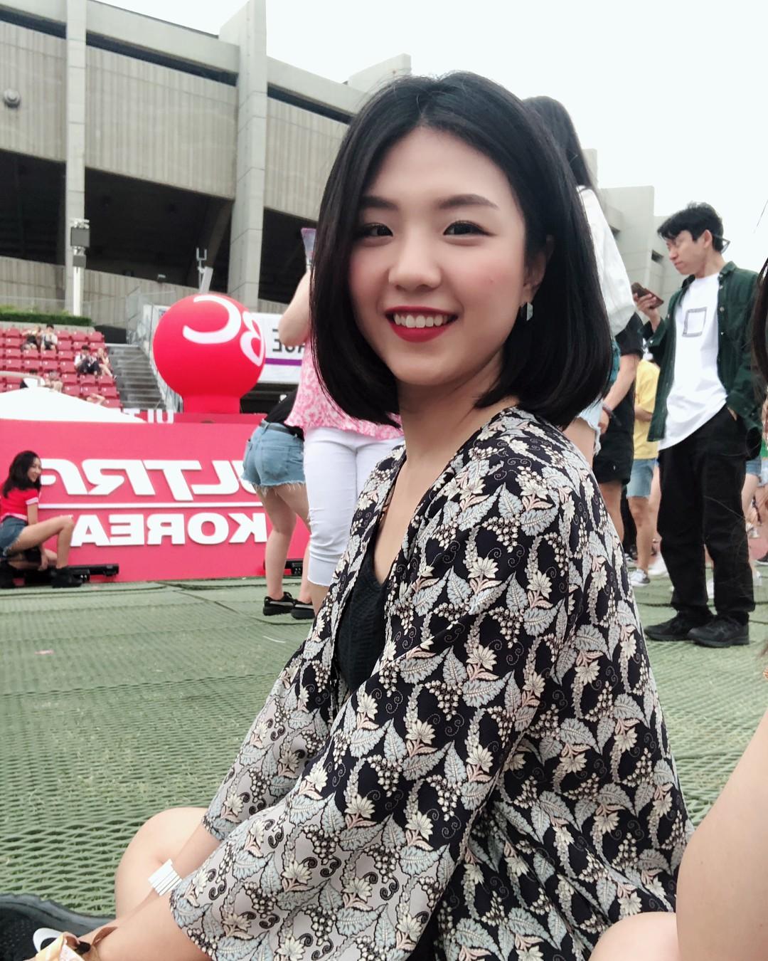 Ngắm dàn gái xinh khuấy đảo lễ hội âm nhạc điện tử tầm cỡ thế giới tại Hàn - Ảnh 8.